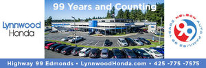 lynnwood honda dealership autos cars vehicle 99 years